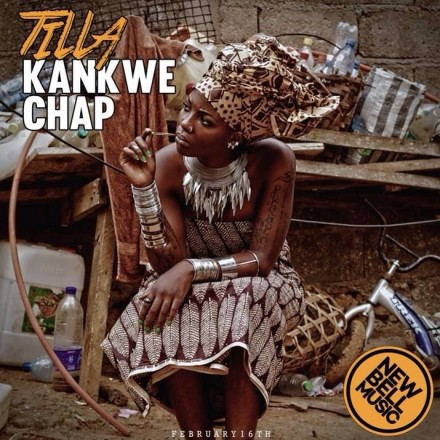"Tilla Releases her first EP ""Kankwe Chap"""
