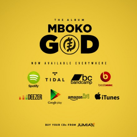 Buy Jovi's New Album Mboko God on iTunes, Amazon, and more!