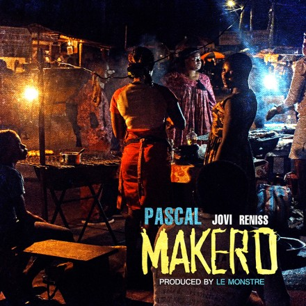 """Pascal Releases """"Makero"""" featuring Jovi and Reniss"""