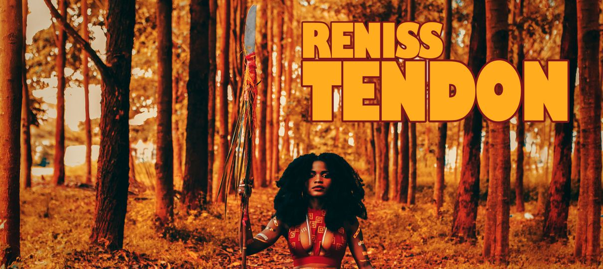 "Download Reniss' New Album ""Tendon""!"