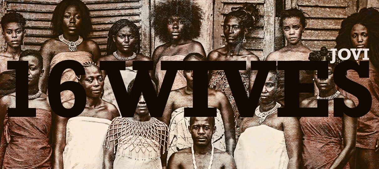 """Jovi Releases """"16 Wives"""""""