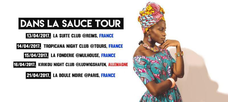 Reniss Tour April