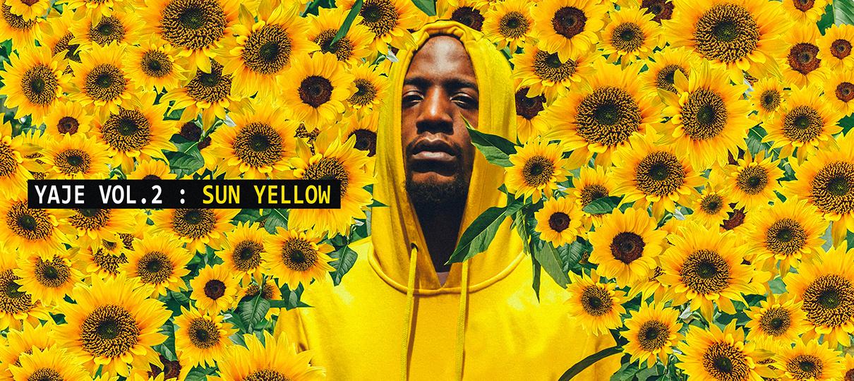 Yaje vol 2 sun yellow